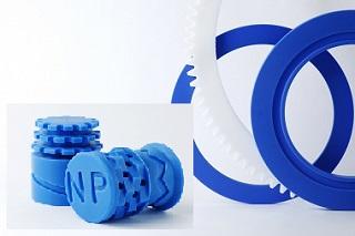 機械部品向け樹脂加工のイメージ